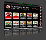 Platinum Play Casino for Video Poker